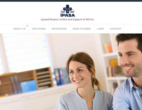 IPASA website
