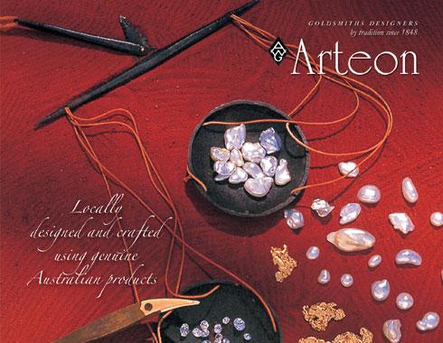 Arteon Jewellery brochure