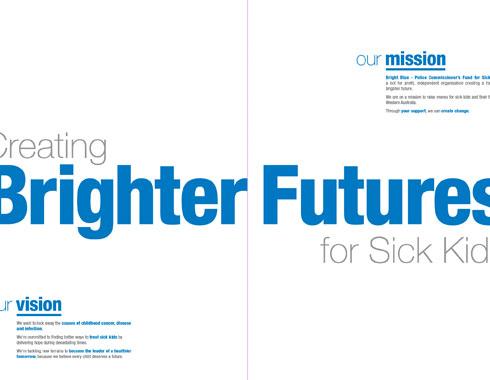 Bright Blue Annual Report