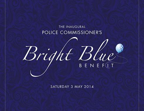 Bright Blue Gala brochure