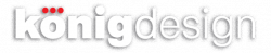 konig design logo